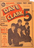 Dave Clark 5 Vol. 1 No. 1 Magazine