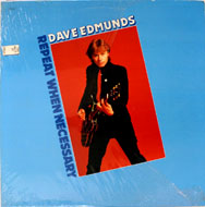 "Dave Edmunds Vinyl 12"" (Used)"