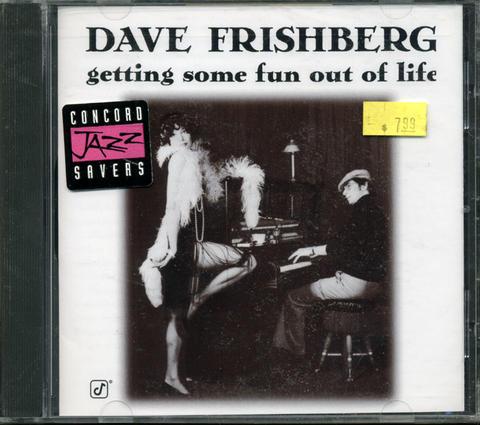 Dave Frishberg CD
