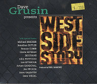 Dave Grusin Presents West Side Story CD