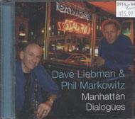 Dave Liebman & Phil Markowitz CD