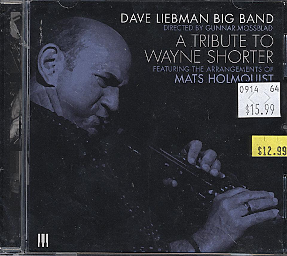 Dave Liebman CD