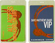 Dave Matthews Band Laminate