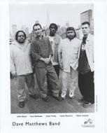 Dave Matthews Band Promo Print