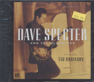 Dave Specter And The Bluebirds CD