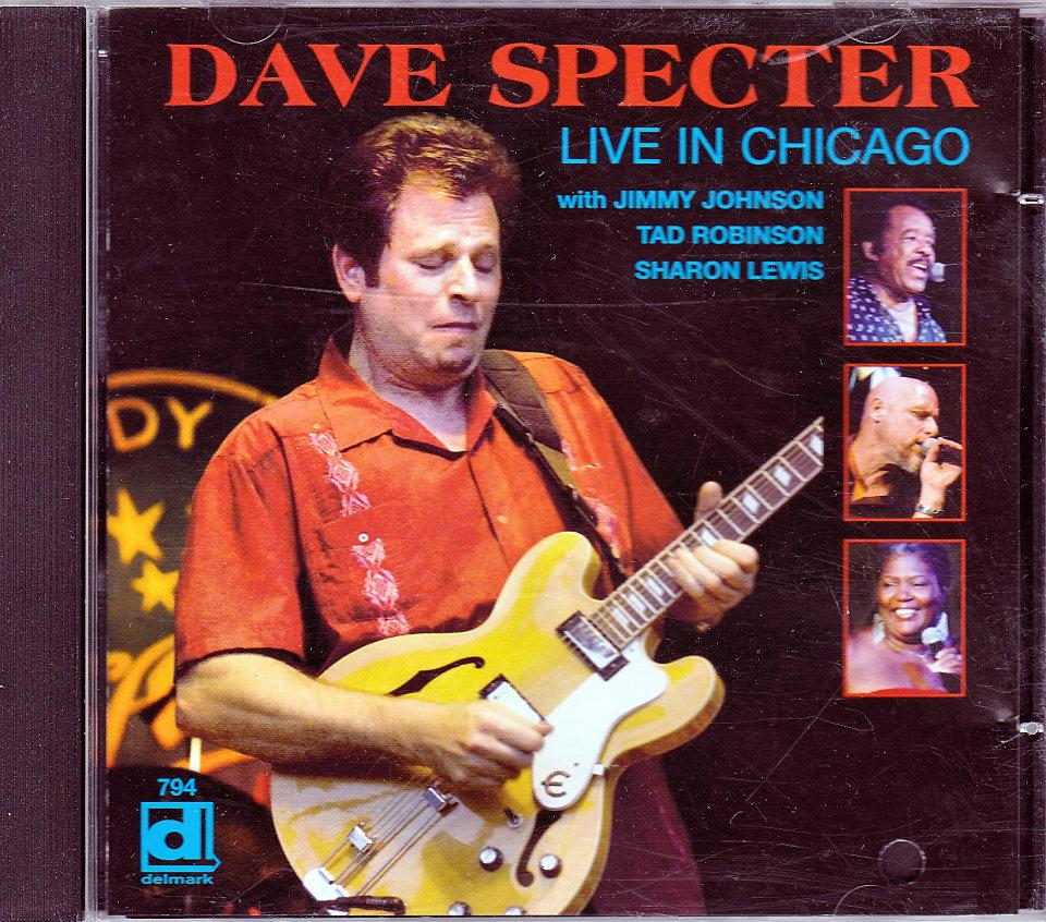 Dave Specter CD