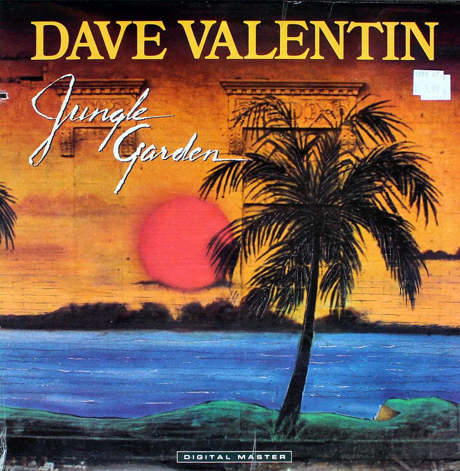 "Dave Valentin Vinyl 12"" (New)"