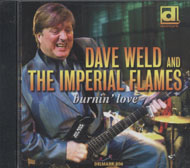 Dave Weld and The Imperial Flames CD