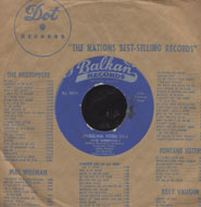 "Dave Zupkovich Vinyl 7"" (Used)"