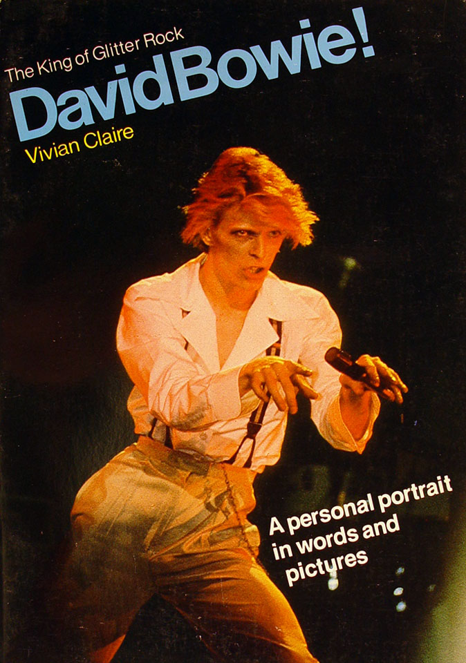 David Bowie The King Of Glitter Rock