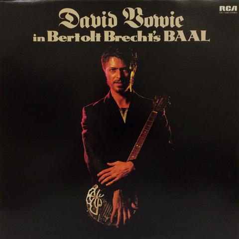 "David Bowie Vinyl 12"" (New)"