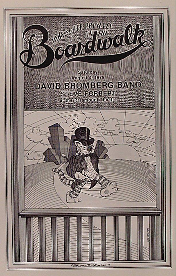 David Bromberg Program