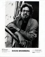 David Bromberg Promo Print