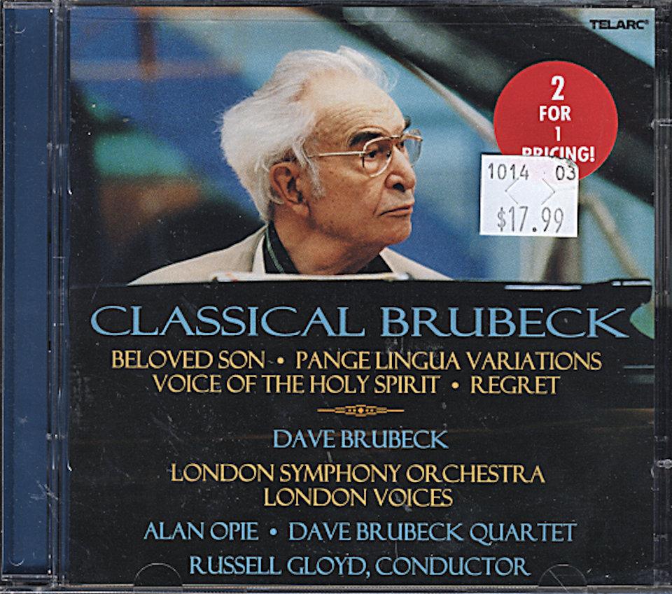 David Brubeck CD