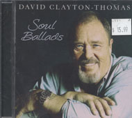 David Clayton-Thomas CD