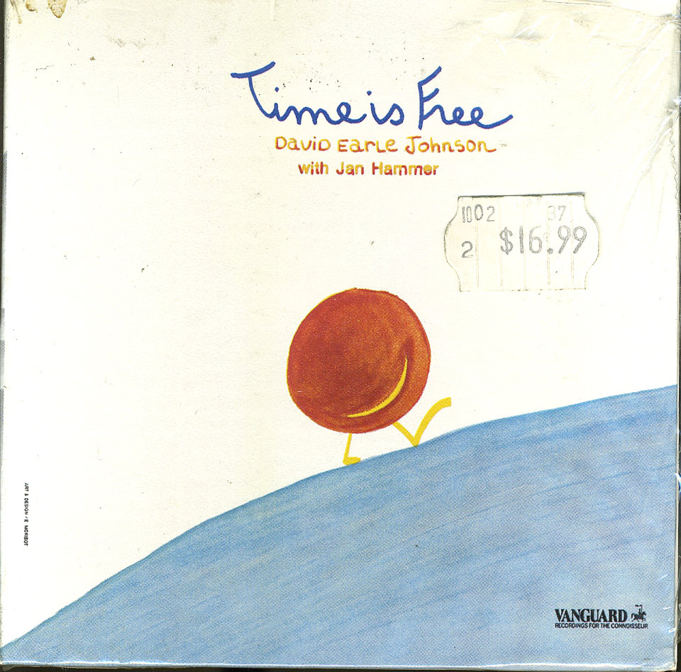 David Earle Johnson / Jan Hammer CD