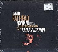 """David """"Fathead"""" Newman & The Tilden Webb Trio CD"""