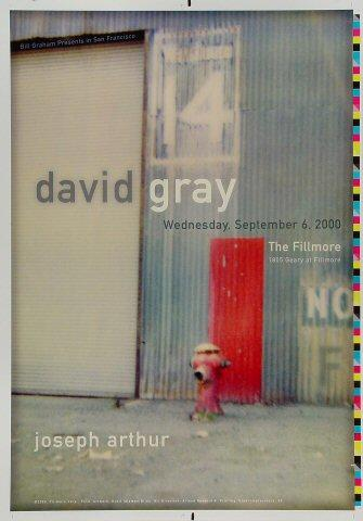 David Gray Proof