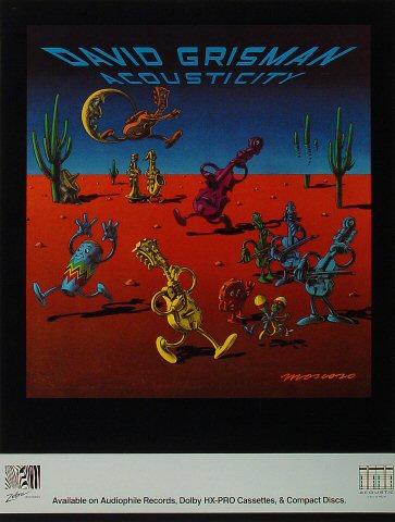 David Grisman Poster