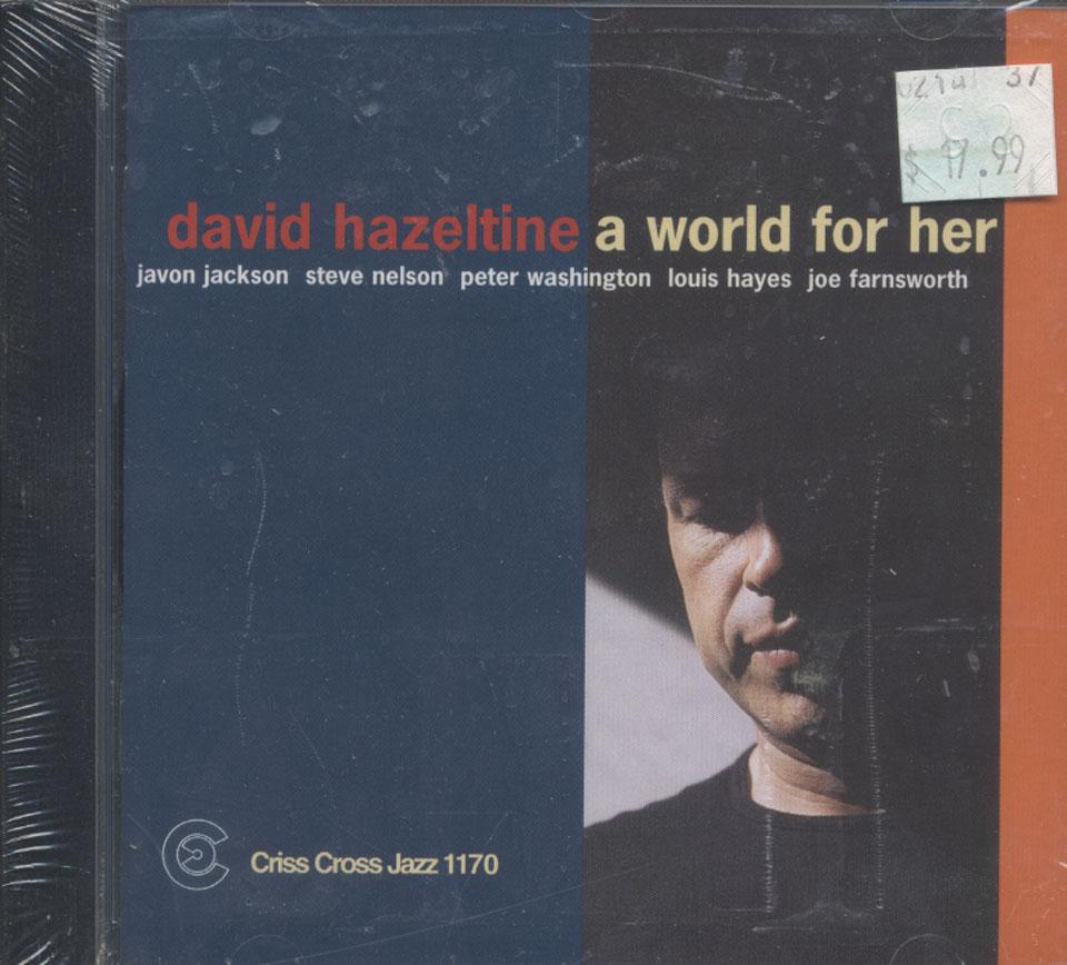 David Hazeltine Trio / Quartet CD