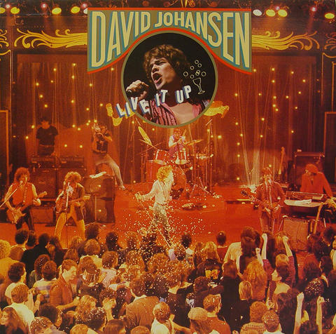 "David Johansen Vinyl 12"" (Used)"