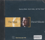 David Kikoski Quartet CD