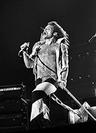 David Lee Roth Fine Art Print