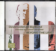 David Liebman Big Band CD