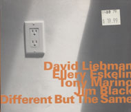 David Liebman/ Ellery Eskelin CD