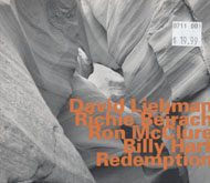 David Liebman / Richie Beirach / Ron McClure / Billy Hart CD