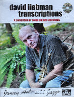 David Liebman Transcriptions Book