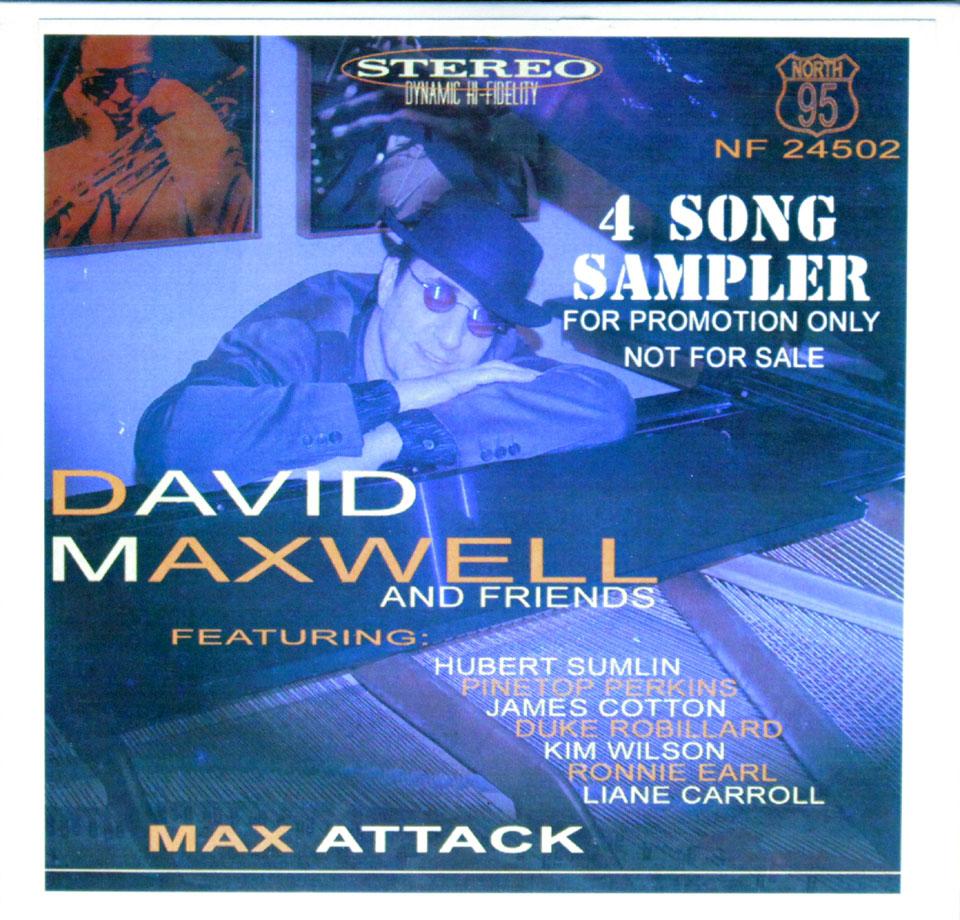 David Maxwell & Friends CD