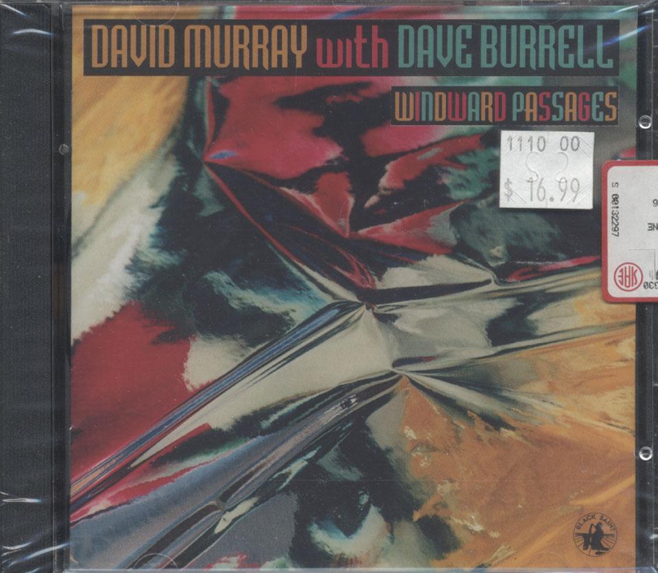 David Murray with Dave Burrell CD
