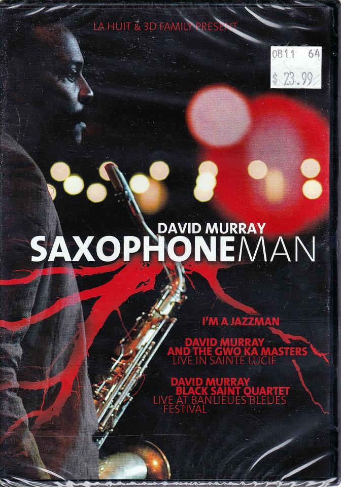 David Murray DVD