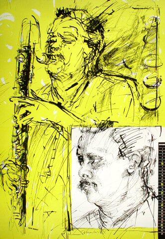 David Murray Poster