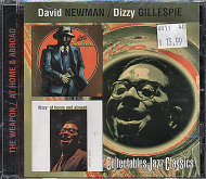 David Newman / Dizzy Gillespie CD