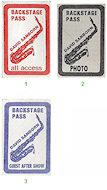 David Sanborn Backstage Pass