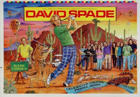 David Spade Proof