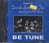 Davide Santorsola Trio - Special Guest Phil Woods CD