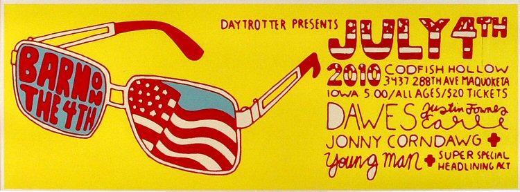 Dawes Poster