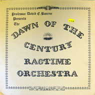 """Dawn Of the Century Ragtime Orchestra Vinyl 12"""" (Used)"""