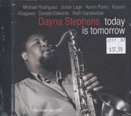 Dayna Stephens CD