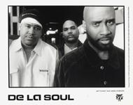 De La Soul Promo Print