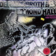 "De Paris Brothers / Edmond Hall Vinyl 12"" (Used)"