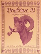 Dead Base '89 Book