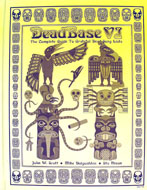 Deadbase VI, The Complete Guide To Grateful Dead Song List Book