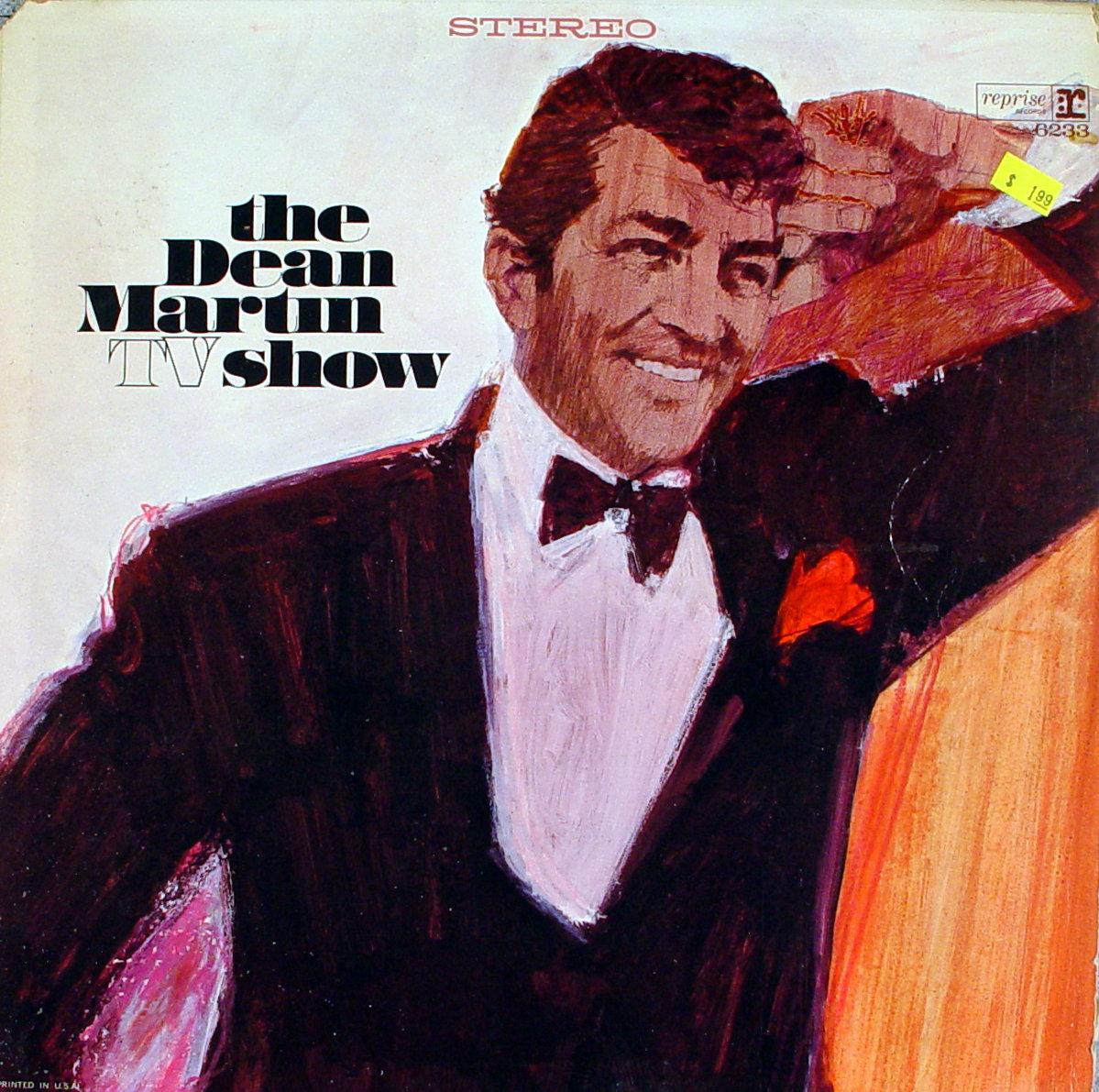"Dean Martin Vinyl 12"" (Used)"
