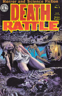 Death Rattle (1985 2nd Series) #1 Comic Book