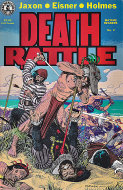 Death Rattle (1985 2nd Series) #2 Comic Book