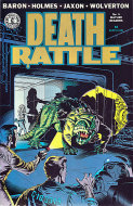 Death Rattle (1985 2nd Series) No. 5 Comic Book
